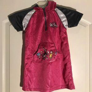 Other - Girl's Dr. Seuss Hoodie Jersey Dress